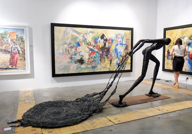 New Art Trails arrive in Cape Town