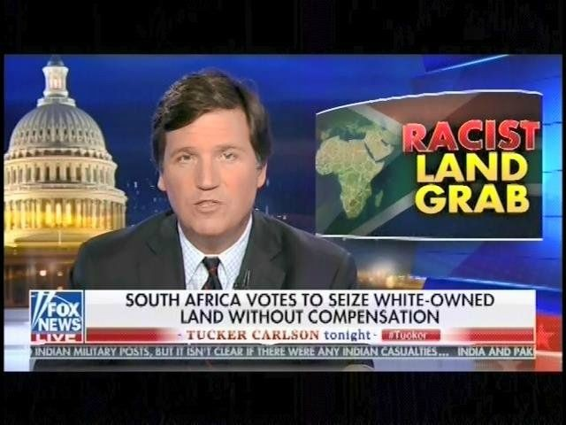 Land grabs in South Africa - justice or racist?