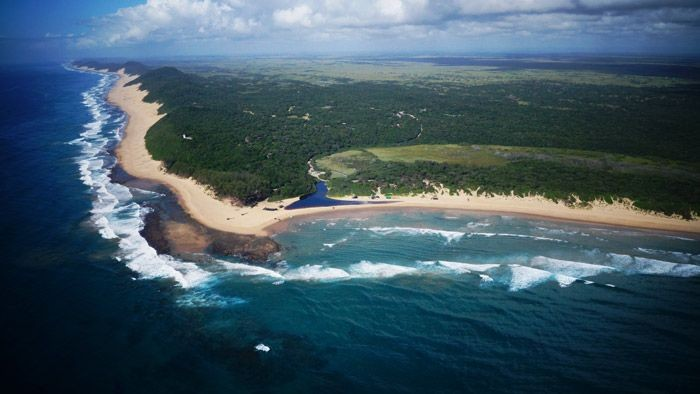 Affordable beach, snorkelling and diving in South Africa
