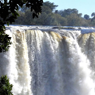 Picture of Visiting Victoria Falls