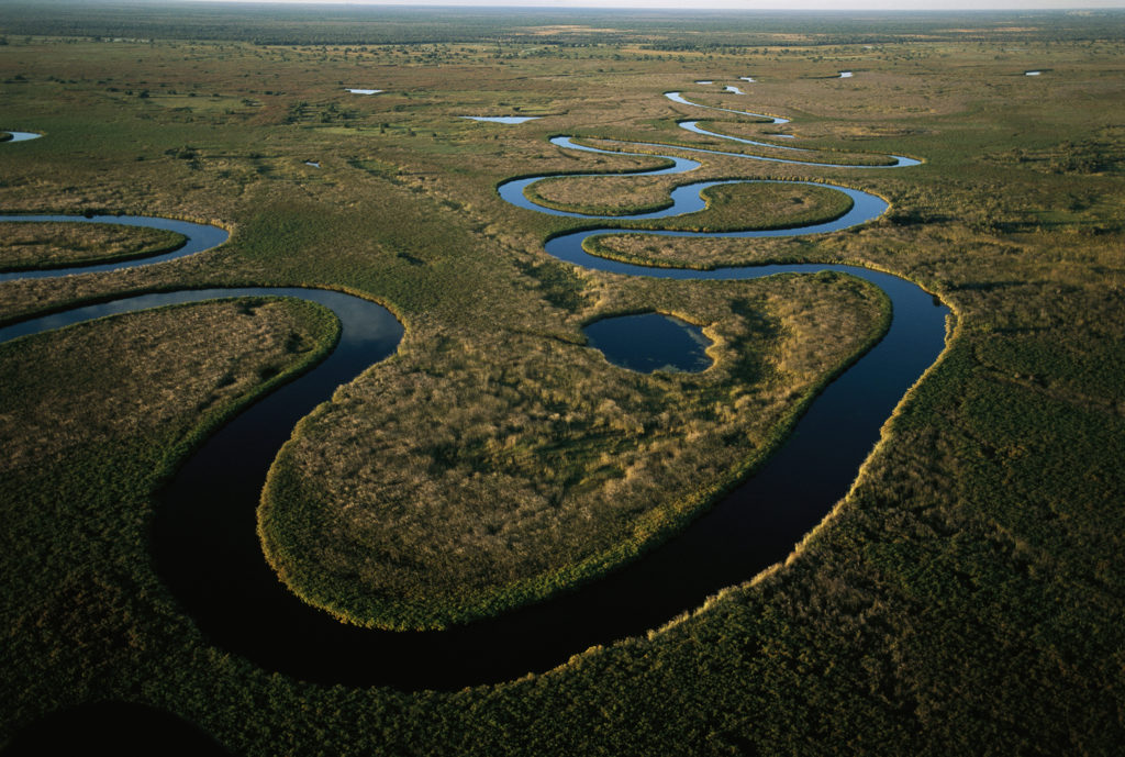 Arrival and Transit to the Okavango Delta