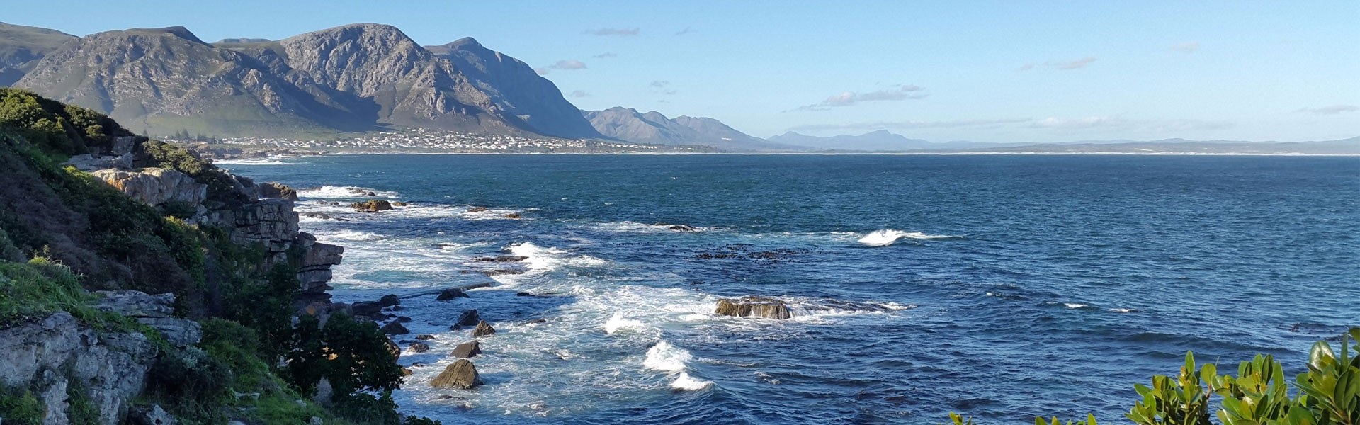 A beautiful image of the Overberg Tour tour
